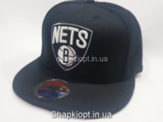 Бейсболка Brooklyn NETS