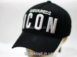 Бейсболка ICON Dsquared 2 коттон К