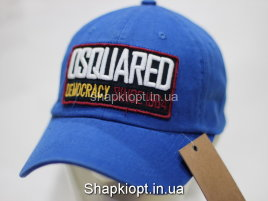"Бейсболка ""Dsquared"" democracy тонкий коттон"