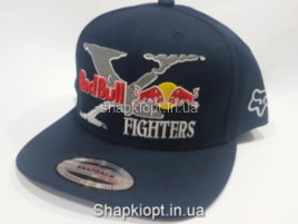 Бейсболка  Red  Bull FIGHTERS РЭП