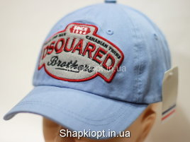 Бейсболка DSQUARED Brothers тонкий коттон м/р