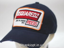 Бейсболка DSQUARED2 Riders коттон К