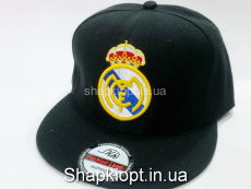 Бейсболка FC Madrid (REAL)